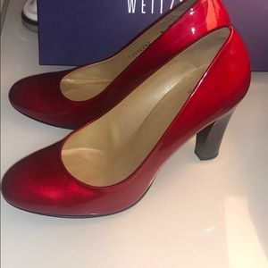 Shoes - Stewart Weizmann patent shoes size 38